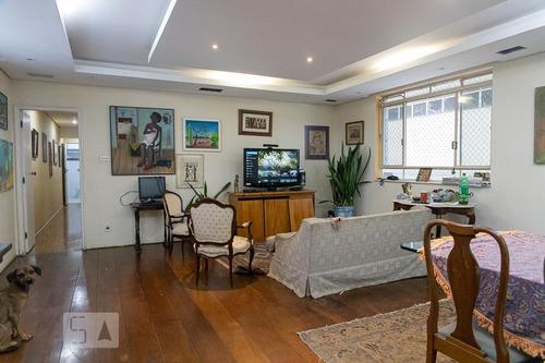 Apartamento À Venda - Santa Cecília, 3 Quartos,  140 - S893132724