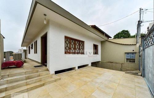 Sobrado Com 7 Dormitórios À Venda, 320 M² Por R$ 990.000,00 - Jardim Paramount - São Bernardo Do Campo/sp - So1050