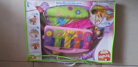 Tapete De Atividades Para Bebê Garden Patch Kichin Keys