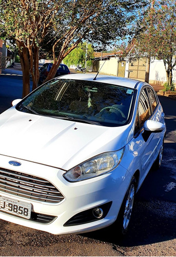 Ford Fiesta 2015 1.5 Se Flex 5p