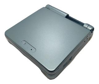 Carcasa Para Game Boy Sp Gba Sp Gameboy Azul Claro