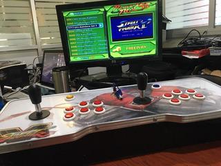 Tablero Arcade Ch Multijuegos Salida Hdmi Y Vga