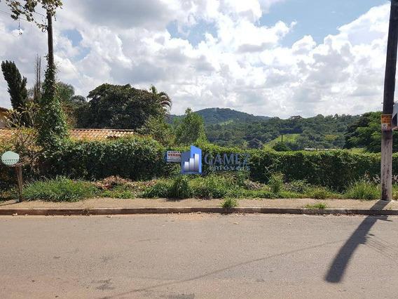 Terreno À Venda, 297 M² Por R$ 170.000 - Jardim Brogotá - Atibaia/sp - Te0537