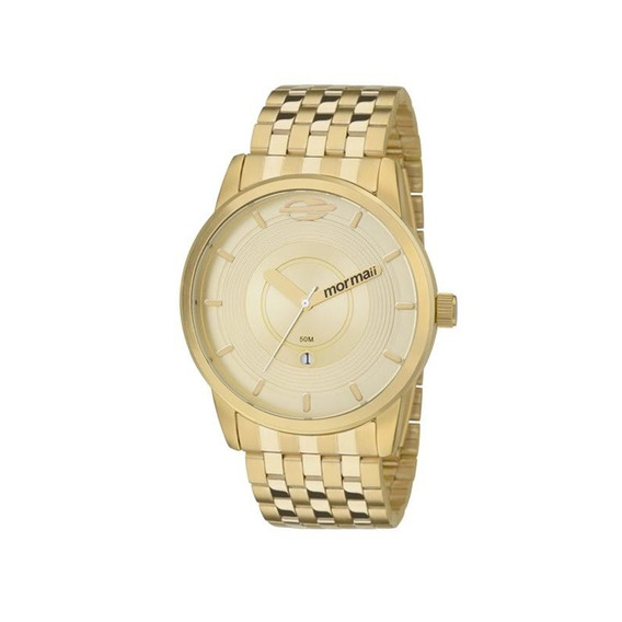 Relógio Mormaii Feminino DouradoMo2115ac/4d