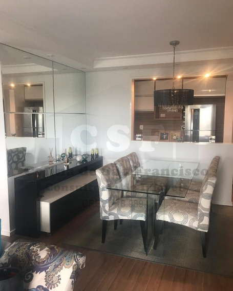 Apartamento De 78m² 2 Dormitórios Jaguaré - Ap13362 - 34271221