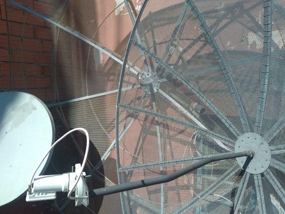 Antena Parabólica Telada 2.40m ( Não Envio )