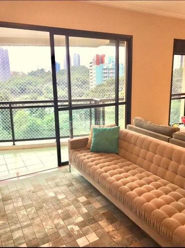 Apartamento  Com 4 Dormitórios 3 Suite 3 Vagas E Depósito No Morumbi!!! - Pp10395