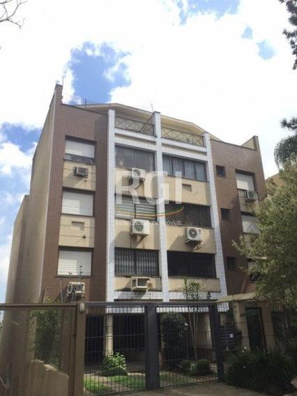 Apartamento Em Petrópolis Com 1 Dormitório - Fe5234