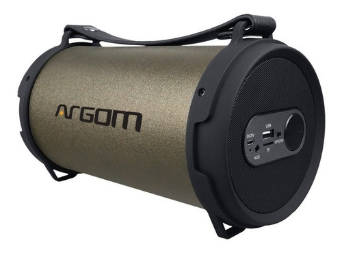 Bocina Argom Portable Bluetooth, 12w, Bazookabeats