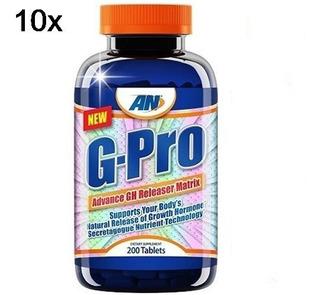 Kit 10x G-pro - 200 Tabletes - Arnold Nutrition