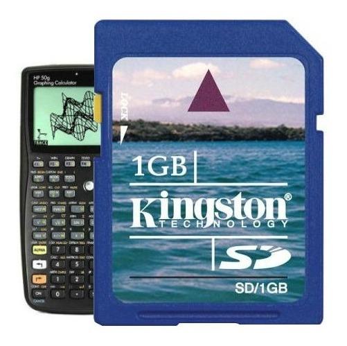 Cartão De Memória Sd Secure Digital 1gb / Hp 50g / R001 E