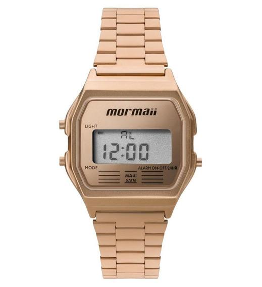 Relógio Mormaii Maui Vintage Mojh02ai/4j - Nota Fiscal