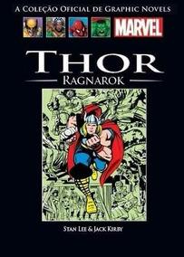 Thor Ragnarok Salvat Preta E Vermelha