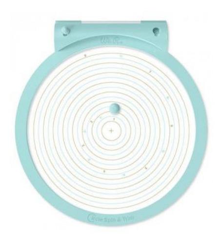 We R - Cortador De Círculos - Circle Spin & Trim