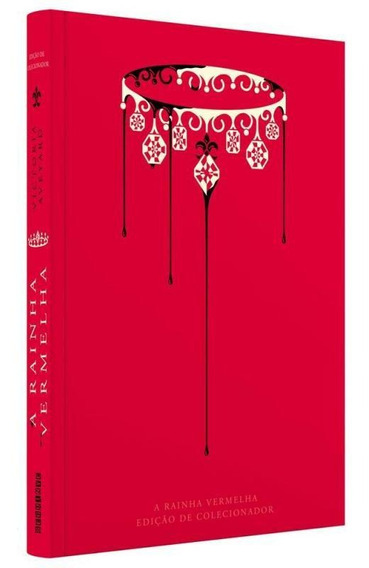 Rainha Vermelha, A - Edicao Limitada De Colecionador - Segui