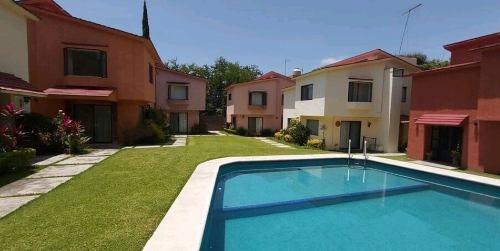 Casa En Condominio, Lomas De Cuernavaca, Temixco...clave 2905