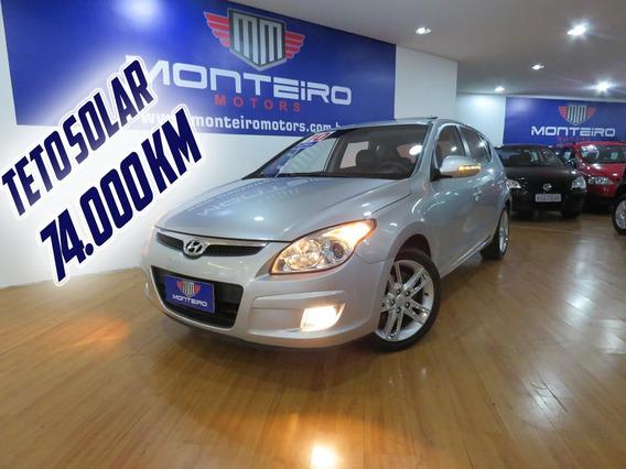 Hyundai I30 2.0 Gls Aut Top De Linha C/ Teto Solar 74.000 Km