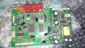 Placa Principal Do Dvd Toshiba Sd5092