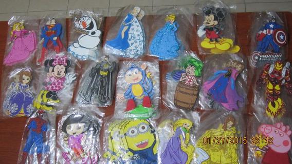 Figuras De Foamy Para Decorar Aula De Preescolar En Mercado