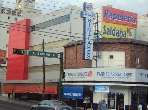Imagen 1 de 3 de Edificio En Renta Centro De Monterrey