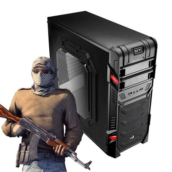 Pc Gamer Intel Core I5 3,20ghz 8gb 500hd+ Ótimo Desempenho