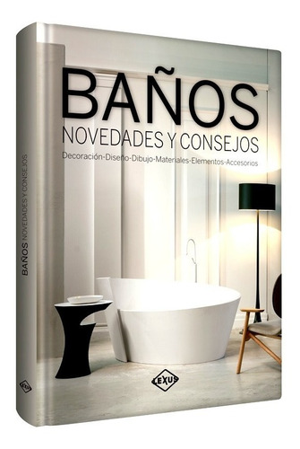 Libro Baños Novedades Consejos  Diseño Interior Arquitectura