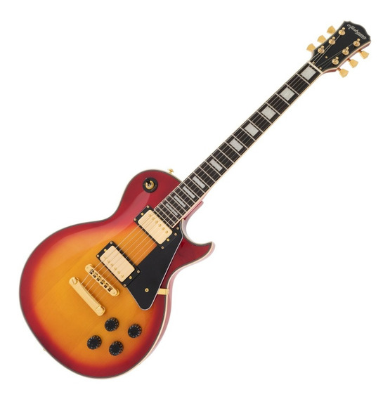 Guitarra Electrica Alabama Les Paul Custom Lp-402 - Oddity