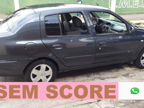 Renault Clio Sedan Financiamento Sem Score