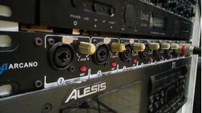 Pre Amplificador Arcano Ar-pre-8 Canais