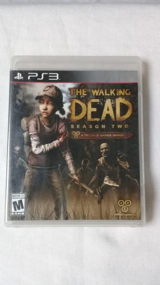 The Walking Dead Season Two Ps3 Original