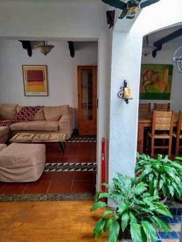 Hermosa Casa Colonial Mexicano En Condominio