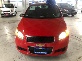 Chevrolet Aveo 1.6 Lt L4 Manual 2015