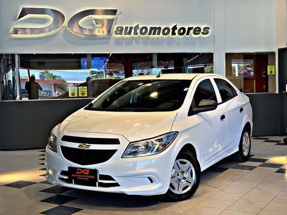 Chevrolet Prisma Ls Joy 1.4n 2016 69.000 Km Blanco