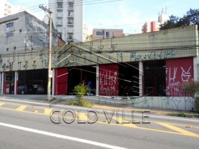 Galpão Comercial À Venda, Butantã, São Paulo - Ga0795. - Ga0795 - 33872313