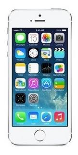 iPhone 5s Silver 16gb Na Caixa, Completo, Como Novo (fotos)