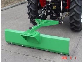 Hoja Niveladora 3 Puntos Para Tractor Desde 20 Hp