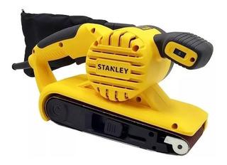 Lijadora De Banda 900w Stanley Sb90 Stanley