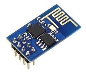 Módulo Transceiver Wi-fi Esp8266 Esp-01 Para Arduino