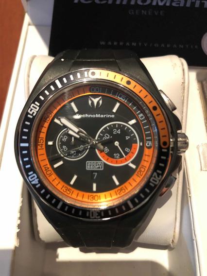 Relógio Technomarine Geneve Novo 2 Pulseiras