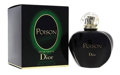 Dior Poison Edt 50ml Perfume Importado
