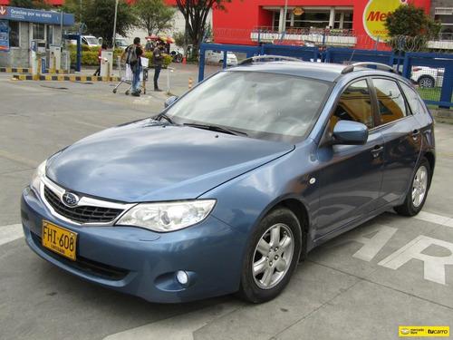 Subaru Impreza Gl Mt 1.5