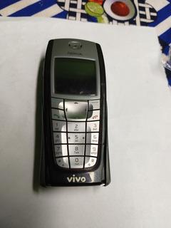 Celular Nokia 6225 Sem Carregador Para Colecionador