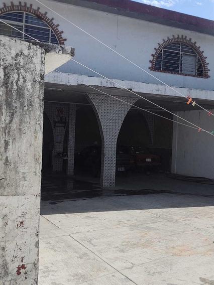 Venta De Terreno Con Construccion En Col. Progreso