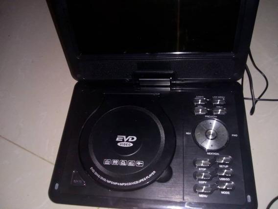 Mini Dvd Portatil