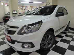Chevrolet Agile 1.4 Ltz Effect - Completo - 2014
