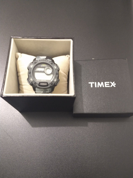 Vendo Relógio Timex Modelo Expedition Camuflado.