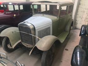 Ford Tudor 1930 Na Lata
