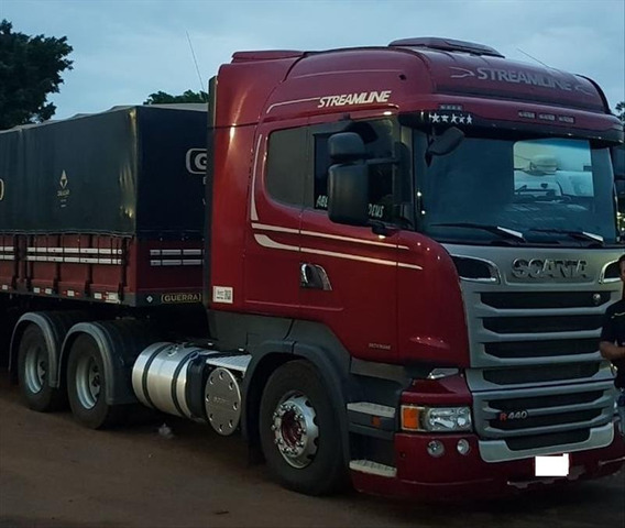 Scania Highline 440 6x2 Ano 2014 C/carreta Ls