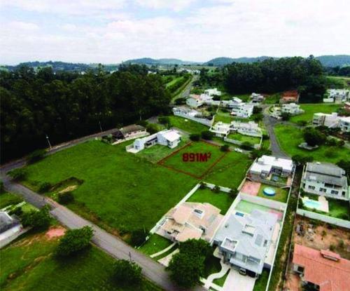 Lote/terreno À Venda, Condomínio Residencial Terras De Santa Teresa - Vinhedo/sp - 1952