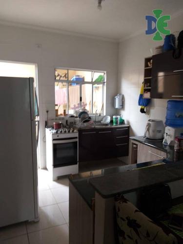 Casa Com 2 Dormitórios À Venda, 65 M² Por R$ 212.000 - Jardim Coleginho - Jacareí/sp - Ca0430
